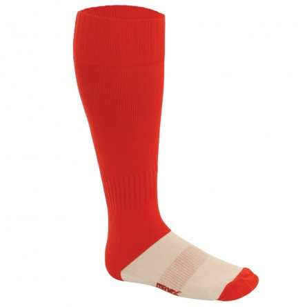 Chaussette blanche rouge Shemale