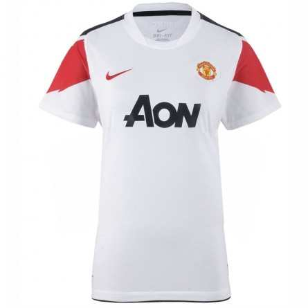 Maillot femme MANCHESTER UNITED Womens blanc 382487