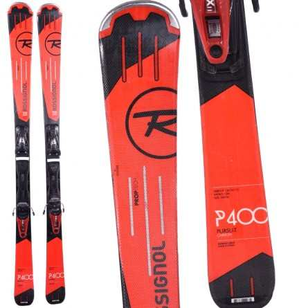 Ski occasion ROSSIGNOL Pursuit 400 Carbon Fluidx 2017